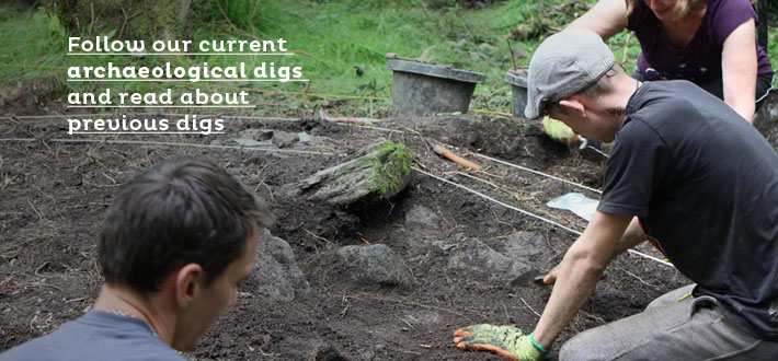 Archaeological Digs at Whithorn